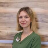 Хащевская Дарья Александровна, терапевт