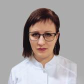 Пашенцева Марина Юрьевна, невролог