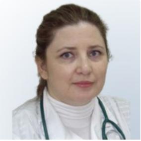 Герус Татьяна Евгеньевна, терапевт