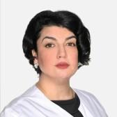 Карпенко Диана Алексеевна, клинический психолог
