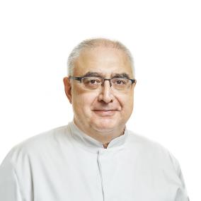 Алпаидзе Георгий Захарович, ортопед
