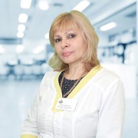 Абецвашвили Кетеван Отаровна, кардиолог