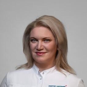 Веселова (Келембет) Наталья Анатольевна, врач функциональной диагностики