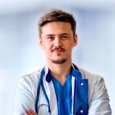 Ануфриев Максим Владиславович, сосудистый хирург