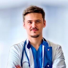 Ануфриев Максим Владиславович, флеболог
