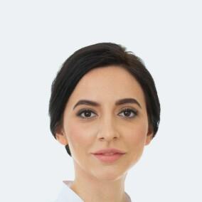 Лелеко Ирма Игоревна, гинеколог