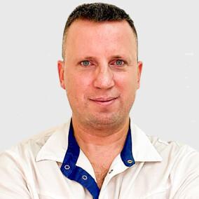Ястребов Роман Александрович, ортопед