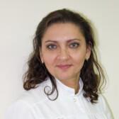 Генвальд Елена Викторовна, педиатр