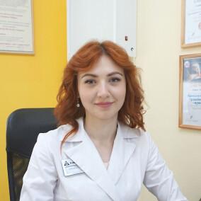 Редько Илона Владиславовна, проктолог