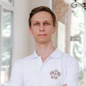 Молчанов Сергей Олегович, инструктор ЛФК