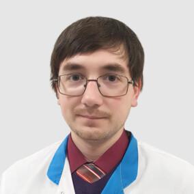 Блохин Федор Константинович, невролог