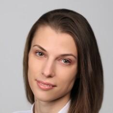 Олейник Екатерина Андреевна, стоматолог-терапевт