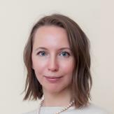 Звягинцева Глория Эдуардовна, логопед