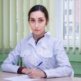Высоцкая Диана Витальевна, педиатр