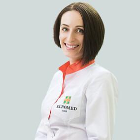Кобиясова Ирина Владимировна, стоматолог-терапевт