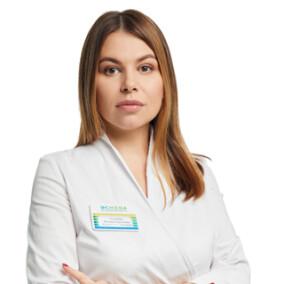 Голубева Полина Сергеевна, терапевт