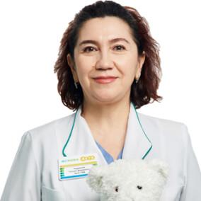 Каримова Гулшан Джураевна, врач УЗД, Детский - отзывы