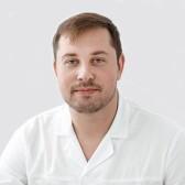 Астраханцев Максим Александрович, онколог