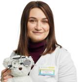 Маринчу Татьяна Васильевна, педиатр
