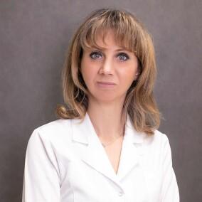 Мельцова Анна Жеромовна, флеболог