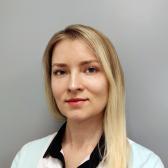 Григораш Кристина Игоревна, гинеколог