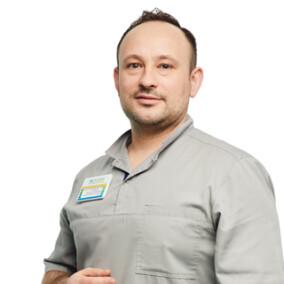 Дорошенко Константин Владимирович, эндоскопист