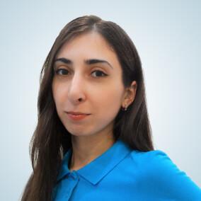 Хелидзе Кэтэван Арчиловна, стоматолог-терапевт