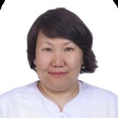 Батожаргалова Баирма Цыдендамбаевна, пульмонолог