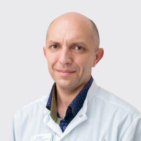 Кадин Сергей Владимирович, терапевт