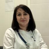 Мирземагамедова Кевсер Сиражиддиновна, терапевт