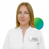 Тимофеева Евгения Андреевна, офтальмолог-хирург