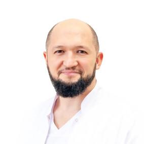Акжигитов Руслан Рашитович, ортопед