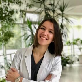 Русских Елена Александровна, гинеколог