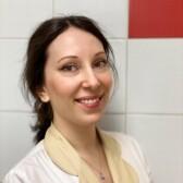 Цветкова Ирина Сергеевна, стоматолог-терапевт
