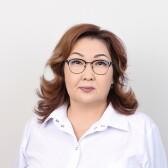 Надбитова Галина Владимировна, врач УЗД