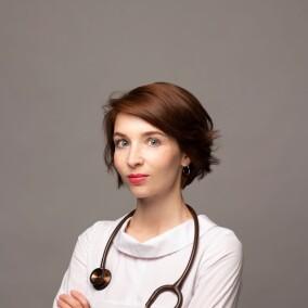 Ковалева Анастасия Константиновна, кардиолог