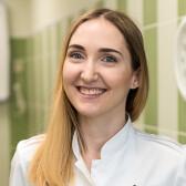 Листопад Ирина Владимировна, стоматолог-терапевт