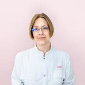 Савиных Елена Николаевна, врач УЗД