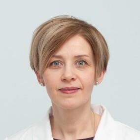 Евстратова Людмила Владимировна, врач функциональной диагностики