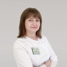 Киденко Ольга Владимировна, врач УЗД