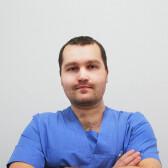 Кудряшов Григорий Геннадьевич, торакальный хирург