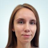 Сидоренко Ксения Михайловна, врач УЗД