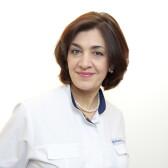 Егунян Анжела Шаликовна, гинеколог