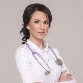 Иваненко Татьяна Сергеевна, эндокринолог