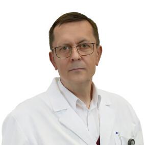 Шутов Юрий Борисович, офтальмолог