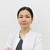 Асекова Нуржан Рафаелевна, терапевт