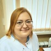 Климова Екатерина Юрьевна, педиатр