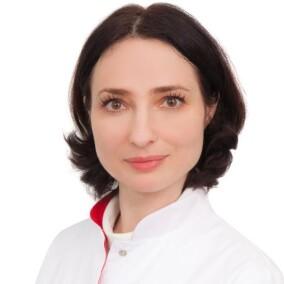 Асанина Юлия Юрьевна, гастроэнтеролог