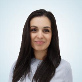 Багаутдинова Амина Бадрудиновна, ортодонт
