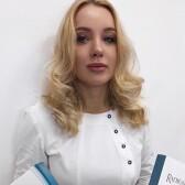 Бородина Олеся Андреевна, трихолог